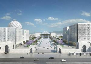 Nouveau siège parlement algerien